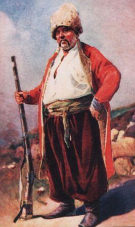 козак-запорожець