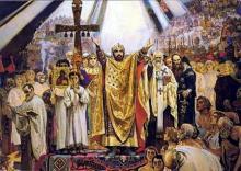 хрещення Русі 988 року
