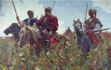 козаки-запорожці